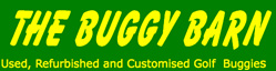 The Buggy BarnLogo