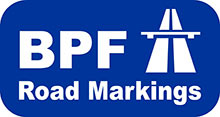 BPF Road Markings Logo