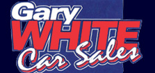 Gary White Car Sales Inc Blacks Road Service Station LTD Logo