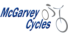 McGarvey Cycles Specialist Bicycle RepairsLogo