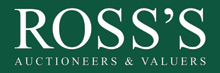 Ross's Auctioneers & Valuers Logo