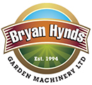 Bryan Hynds Garden Machinery Ltd Logo