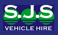SJS Vehicle HireLogo