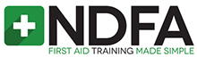 NDFA Training Logo