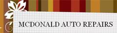 Visit McDonald Auto Repairs website