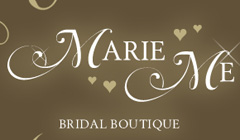 Marie Me Bridal Boutique Logo
