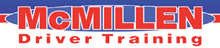 McMillen Driver Training Ltd Logo