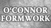 O Connor Formwork Logo