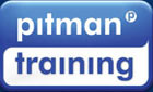 Pitman Training Centre Swords Logo