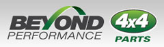 Beyond Performance 4x4 Land Rover Specialists Logo