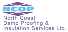 North Coast Damp Proofing Logo