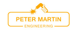 Peter Martin Engineering Logo