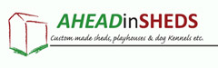 AheadinSheds Logo