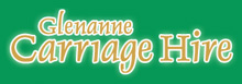 Glenanne Carriage Hire Logo