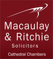 Macaulay & Ritchie SolicitorsLogo