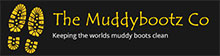 The MuddyBootz Company Logo