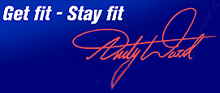 Visit Andy Ward Fitness Studios website