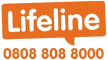 Lifeline - NI Crisis Helpline and Counselling ServiceLogo