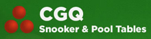 CGQ Pool and Snooker Tables Ireland Logo