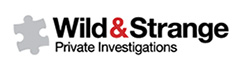 Wild & Strange Private Investigations Logo