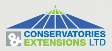 Conservatories and Extensions Ltd Logo
