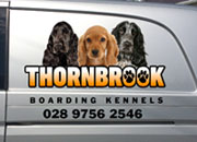 Thornbrook Boarding Kennels Logo
