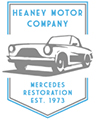 T & D Heaney Motor CoLogo