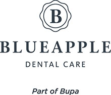Blueapple Dental Care, Enniskillen Company Logo