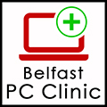 Belfast PC Clinic Logo