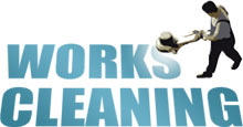Works Cleaning Logo