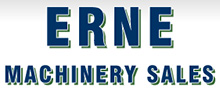 Visit Erne Machinery Sales website