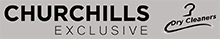 Churchills Exclusive Dry Cleaners LtdLogo