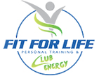 Fit for Life & Club Energy Logo