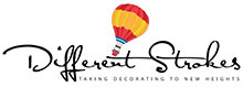 Different Strokes Painter & Decorator NewtownabbeyLogo