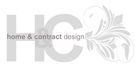Home & Contract Design Logo