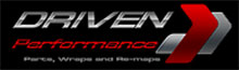 Driven Performance Car Wraps & Mapping Logo
