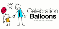 Celebration Balloons Logo