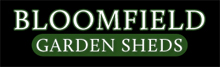Visit Bloomfield Garden Sheds website