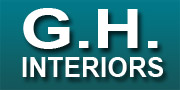 GH Interiors & Bathroom Refurbishments Logo