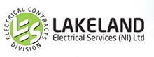 Lakeland Electrical Services NI Logo