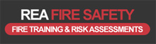 Rea Fire SafetyLogo