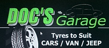 Docs Garage Logo