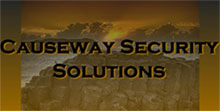 Causeway Security Solutions, Coleraine Company Logo