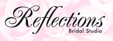 Visit Reflections Bridal Studio website