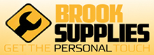 Brook Supplies Hardware Logo