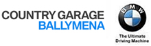 The Country Garage BMW Parts Northern IrelandLogo