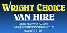 Wright Choice Van HireLogo