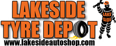 Lakeside Auto ShopLogo