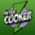 Captain Cooker Logo