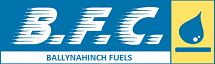 Ballynahinch Fuels Logo